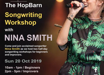 Songwriting Workshop with Nina Smith