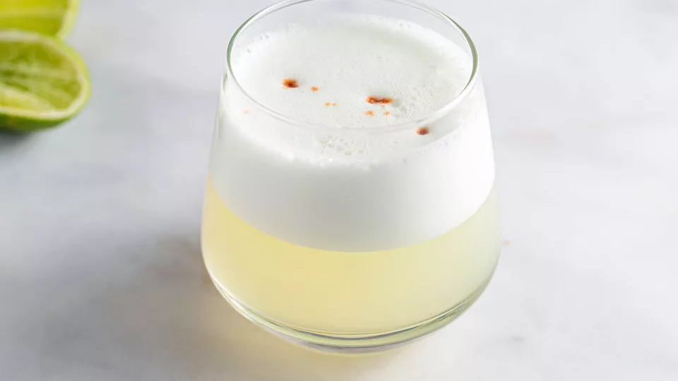 Pisco Sour cocktailworkshop