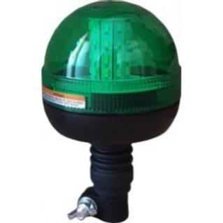 LED Green Pole Mount Beacon