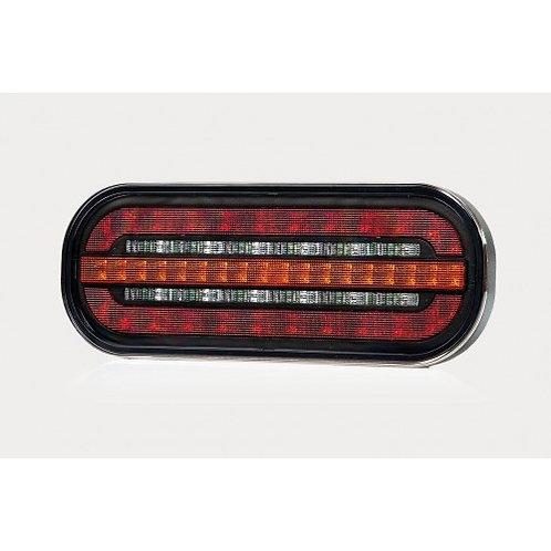 LED Combination Light with Dynamic Indicator