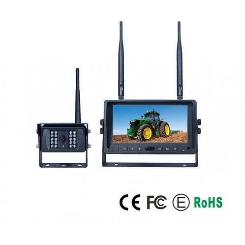 "7"" Wireless Reversing Camera Kit 11/32v"