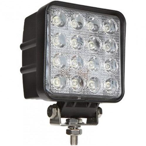48 Watt Square LED Work Light