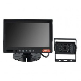 "7"" Camera System (2 camera inputs, incl. 1 x Sony CCD camera)"