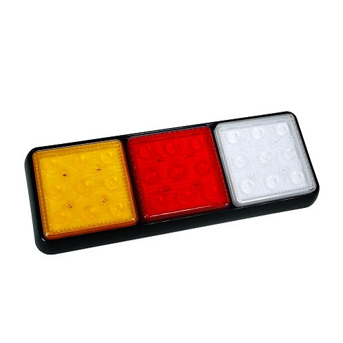 LED 3 Pod Combination Tail Light