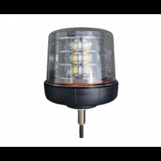 LED One Bolt Beacon Clear Lens