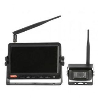 "7"" Wireless Camera System (2 camera inputs, incl. 1 x IP68 CMOS camera)"