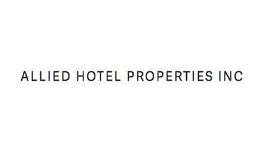 Allied Hotel Properties Inc.