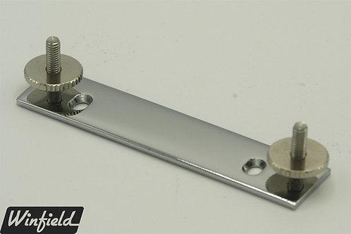 Tune-O-Matic bridge plate