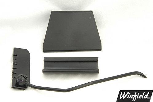 BLACK complete Accent vibrato