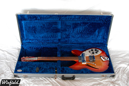 Ultimate case for Rickenbacker 330 or 360