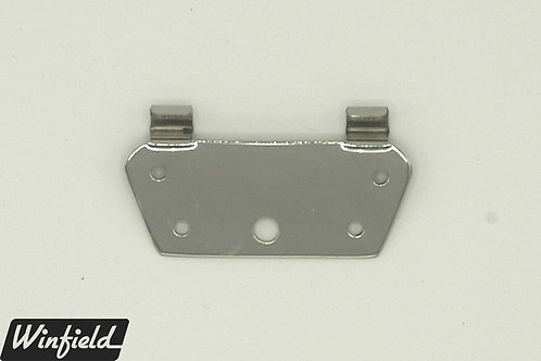 Early 60s trapeze tailpiece bracket