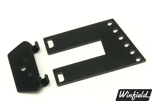 Black R to trapeze tailpiece conversion kit