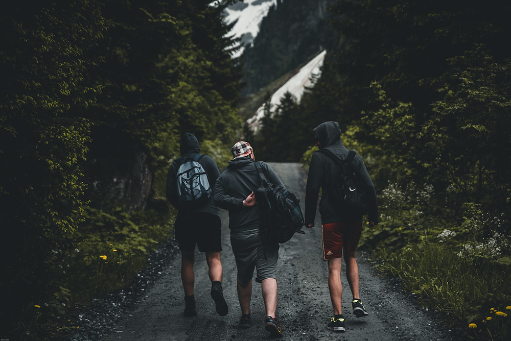 一位好的登山夥伴