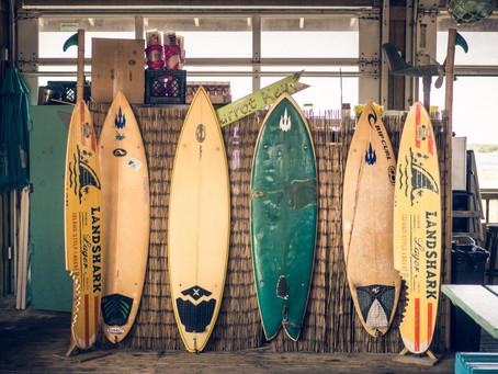 如何選擇適合自己的衝浪板?