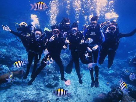 [水肺潛水] 初級潛水哪裡去?台灣5大水肺潛點大公開:綠島、墾丁、東北角、小琉球、澎湖