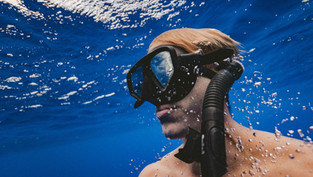 [自由潛水]新手必備「自潛三寶」是什麼?基礎裝備挑選攻略