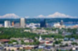 Anchorage Skyline  Ken Graham Photograph