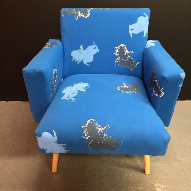 Godzilla chair