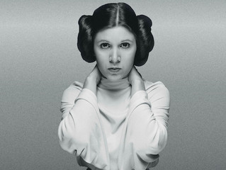 Carrie Fisher Dies at 60, May The Force Be With You Princess