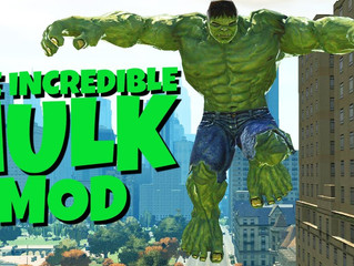 The HULK - GTA5 Will Blow You Away...Literally