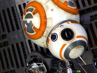 Cinematographer Dan Mindel releases Beautiful 'Star Wars: The Force Awakens Set Photos