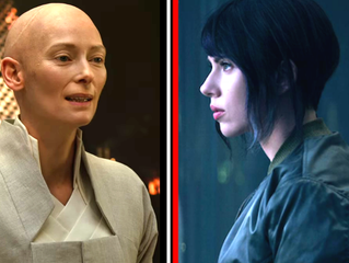 In Defense For PoC Actors – Doctor Strange and Ghost in the Shell sparks controversy