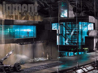 The Batcave got an upgrade in Batman v Superman - New Images