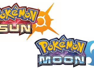 Pokemon Moon and Sun Announced