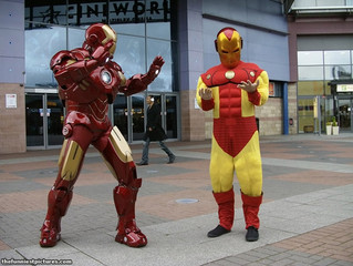 Cosplay Bullying: Who can Cosplay?
