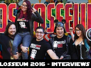 Cos-Losseum Convention 2016 Review - Nerdbot