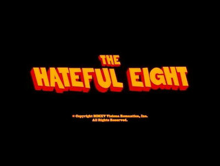 """""""The Hateful Eight"""" Movie Review - Welcome to Minnie's Haberdashery"""