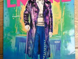 New Leto's Joker photo on Empire Magazine