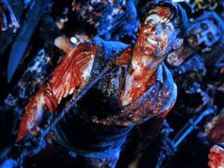 "October Horror Reviews - Dead Alive ""Literally the bloodiest movie of all time!"""