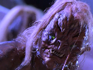 """October Horror Reviews - Tales from the Crypt: Demon Knight """"When the stars line up, you'll"""