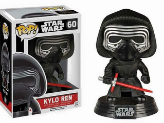 "Star Wars: ""The Force Awakens"" Leaked Pop Vinyl Products"