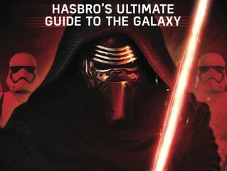 "Hasbro ""The Force Awakens"" Merchandise Catalog Revealed MUST SEE!"