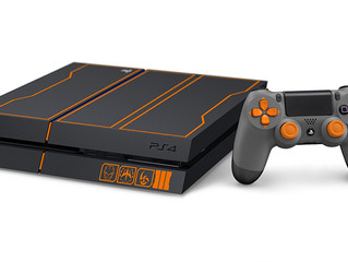 Call of Duty: Black Ops III Limited Edition PlayStation 4 Bundle Announced