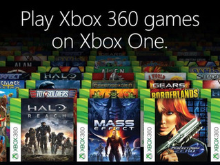 List of 100 backwards compatibility games available on Xbox One on November 12