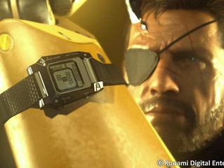 The Official Metal Gear Watch is for sale - Can I borrow $600 Bucks?