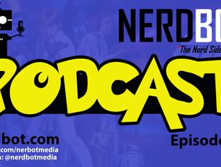 Nerdbot Podcast - Episode 3 Nintendo NX, Star Wars Trailer, Movie Trivia