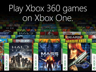 Microsoft adds 16 new backwards compatible games to XBOX One - Updated Game List