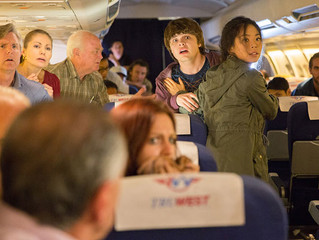 Fear the Walking Dead: Flight 462 web series starts in October