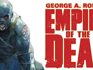 "Romero's and Marvel's ""EMPIRE OF THE DEAD"" Headed to AMC!"