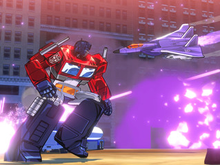 TRANSFORMERS: DEVASTATION - Gameplay & Behind-The-Scenes Video Footage
