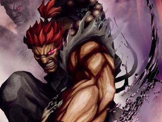 Akuma Announced for Street Fighter V