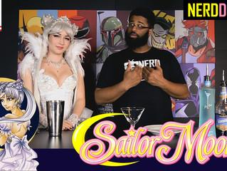 Princess Serenity from Sailor Moon - Nerdbot Nerd Drinks