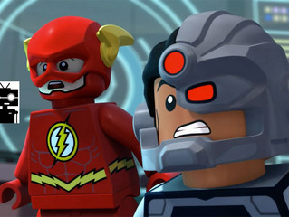'LEGO DC Super Heroes - Justice League: Cosmic Clash' Review