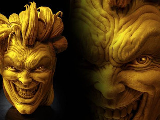 Amazing Pumpkin Carvings - Time to level up your carving game!