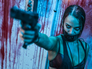 "Nerdbot October Horror Reviews - Wyrmwood: Road of the Dead ""Way more Australian than even Croc"