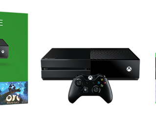 Just Announced Xbox One Holiday Bundle